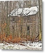 Forgotten Dreams Metal Print by Pamela Baker