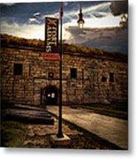 Fort Adams State Park Metal Print
