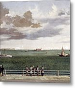 Fort Sumter, 1861 Metal Print