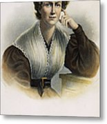 Frances Wright (1795-1852) Metal Print by Granger