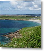 From Crohy Head Metal Print