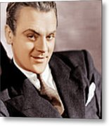 G-men, James Cagney, 1935 Metal Print by Everett