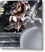 Garden Splendor Metal Print