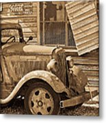 Good Old Days Metal Print