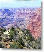 Grand Canyon 8 Metal Print