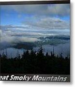 Great Smoky Mountains National Park 16 Metal Print