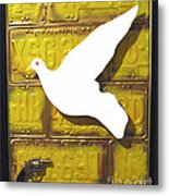 Gunning For Peace Metal Print