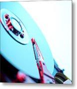 Hard Disc Metal Print by Tek Image