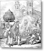 Havana, Cuba, 1853 Metal Print