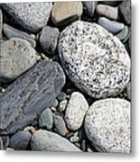 Healing Stones Metal Print