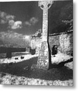 High Cross Metal Print