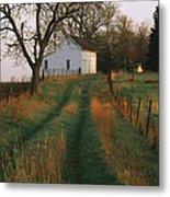 Historic Stevens Creek Farm Metal Print by Joel Sartore