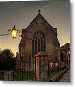 Holy Trinity Church Bradford On Avon England Metal Print