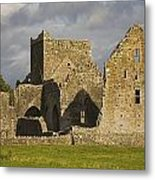 Hore Abbey, Cashel, County Tipperary Metal Print
