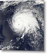 Hurricane Gordon Metal Print
