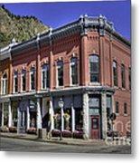 Idaho Springs Colorado Metal Print