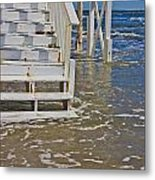 Incoming Tide Metal Print
