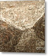 Iron-nickel Meteorite Metal Print