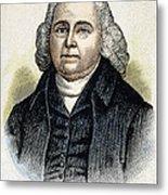 Isaac Backus (1724-1806) Metal Print