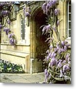 Jesus College Metal Print