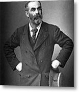 John Burns (1858-1943) Metal Print