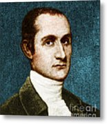 John Jay, American Founding Father Metal Print