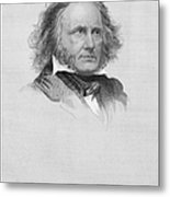 John Wilson (1785-1854) Metal Print