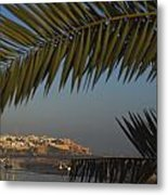 Kasbah Des Oudaias, Rabat Metal Print by Axiom Photographic