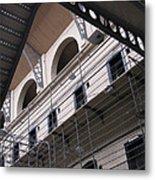 Kilmainham Gaol Metal Print by Arlene Carmel