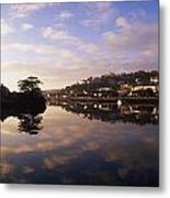 Kinsale Harbour, Co Cork, Ireland Metal Print