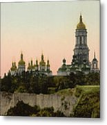 La Lavra - Kiev - Ukraine - Ca 1900 Metal Print