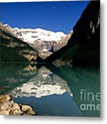 Lake Louise IIi Metal Print