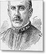 Leonard Wood (1860-1927) Metal Print by Granger