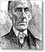 Levi Coffin (1798-1877) Metal Print by Granger