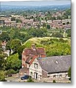 Lewes East Sussex Metal Print