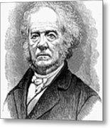 Lewis Tappan (1788-1873) Metal Print by Granger