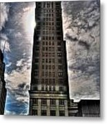 Liberty Building Metal Print