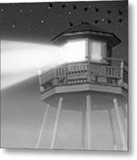 Lighthouse Dreaming  Metal Print