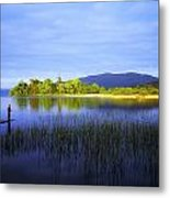 Lough Gill, Co Sligo, Ireland Metal Print