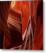 Lower Antelope Canyon  Metal Print