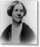 Lucy Stone, American Abolitionist Metal Print