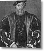 Ludovico Sforza (1452-1508) Metal Print