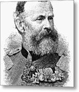 Luitpold (1821-1912) Metal Print