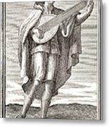 Lute, 1723 Metal Print by Granger