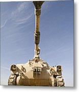 M109 Paladin, A Self-propelled 155mm Metal Print