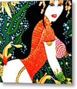 Ma Belle Salope Chinoise No.15 Metal Print