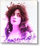 Marie Doro 1902 Metal Print