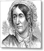 Mary Somerville, Scottish Polymath Metal Print