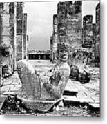 Mexico: Chichen Itza Metal Print