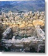 Midea Ruins Metal Print